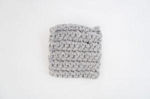 埼玉県所沢市のかぎ針編み教室pomponnerでのzpagettiレッスンの編み地7号