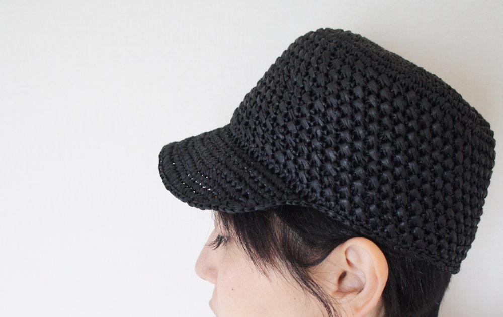 100均にもあるペーパーヤーンは麦わら帽子を作るときに最適です。