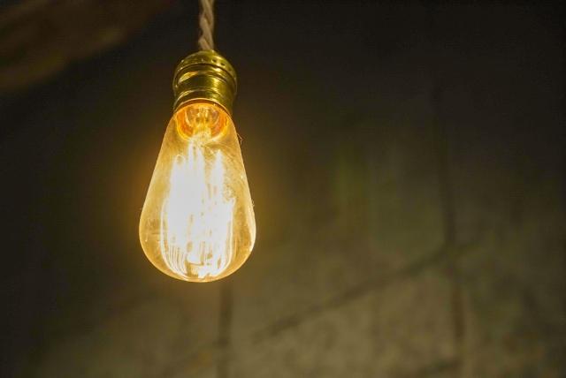 電気を安くするために、エルピオでんきに変えればおしゃれな照明も長時間使えます。